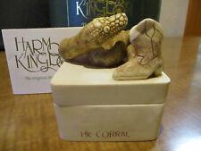 Harmony Kingdom Cousin Sam Phoenix Event Snake Uk Made Box Figurine Rare 225