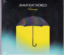 CD DIGIPACK 10T JIMMY EAT WORLD DAMAGE DE 2013 NEUF SCELLE