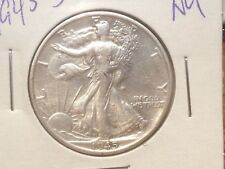 1945 S Walking Liberty Half Dollar VERY NICE COIN
