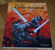 RIFTS Coalition Wars Cyber-Knights