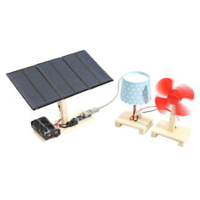 3 Watt DC 5V Solar Panel Power Generator Kit Kids DIY Education Toy