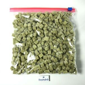 Genuine Grodan Rockwool Cubes 0.5L Grow Media for Propagation Hydroponics Seeds