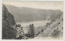 Jersey postcard - The Devil's Hole - LL 137
