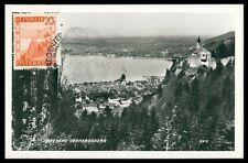 AUSTRIA MK 1948 BREGENZ MAXIMUMKARTE CARTE MAXIMUM CARD MC CM h0721
