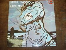 BARDO THODOL- R.HOLLINGER-GATEFOLD  LP