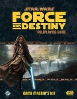Star Wars: Force and Destiny RPG Game Master's Kit (2015, Game)