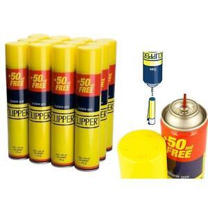 Original Clipper Butane Gas Universal Lighter Refill Gas Fuel Fluid 300ml Bottle