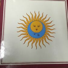King Crimson - Larks' Tongues in Aspic: The Complete Recordings (2012) BOX ONLY