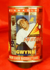"1997/98 Pinnacle Baseball Card ""Can of Cards"" San Diego Padres Tony Gwinn"