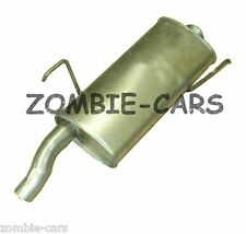 PEUGEOT 206 2.0 HDI DIESEL Exhaust Rear Silencer Back Box NEW