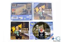 Tomb Raider: The Lost Revelation - Sega Dreamcast Game & Case PAL