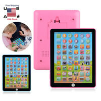 Educational Toys Baby Tablet For 1-9 year old Boy Girl Learning & Playing Gift
