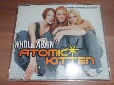 Atomic Kitten - Whole Again (Maxi CD)