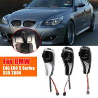 BMW E39 E38 E46 E85 E84 E89 M-Paket Automatik Schaltknauf Wählhebel neu beziehen