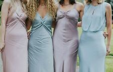 Ghost Bridesmaid Dress - Melissa Boudoir Pink Small S - Worn once!