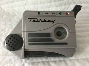 Classic Toy Home Alone Talkboy Tiger Electronics. Functions work, No sound.
