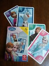 Disney Frozen Crazy 8's Playing Cards Game