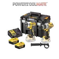 DeWalt DCK276P2T 2 x 18V 5AH Li-Ion Batteries Brushless Kit (DCD996 / DCF887)