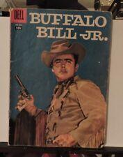 Four Color #856 - Buffalo Bill, Jr. (Nov 1957, Dell)