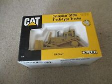 ERTL CAT Caterpillar D10N Track Type Tractor 1/50 Scale Nice With Box 1992