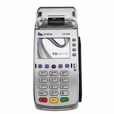 VeriFone Vx520/ Vx 520 EMV Credit Card Terminal-(W/New US Merchant Account)