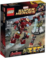 LEGO 76031 Super Heroes MARVEL AVENGERS Age of Ultron NEW