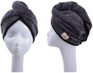 M-bestl 2 Pack Hair Drying Towels, Hair Wrap Towels, Super Absorbent Microfiber