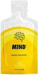 M1ND - Dietary Brain Supplement, 1 fl oz - 30 pkts  Exp 4/2021.