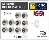 Xtreme Solid V Wheel Polycarbonate V-Slot Aluminium Extrusion Profile 3D Printer