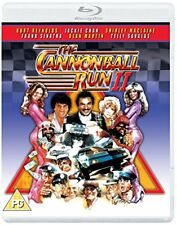 The Cannonball Run II (Dual Format Bluray and DVD)[Region 2]