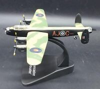 Avro Lancaster Dambuster WWII Bomber Aircraft Fighter 1:144 Scale Diecast Model