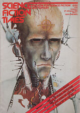 Science Fiction Times Nr. 6 - 1985 Magazin für Sci-Fi und Fantasy, RAR