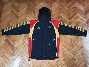 Germany Team Coat Adidas Deutschland Olympics Salt Lake City 2002 Storm Jacket
