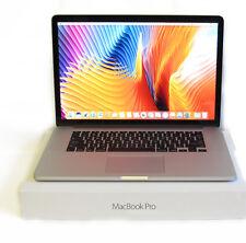 """Mid 2015 Apple Macbook Pro 15"""" 15.4 Retina i7 2.8GHZ / 16GB 2TB SSD / AMD Radeon"""