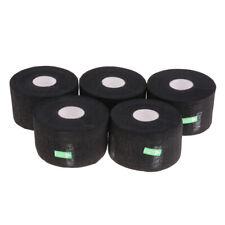5x Barber Salon Disposable Waterproof Elastic Neck Strip Paper Tissue Band Rolls