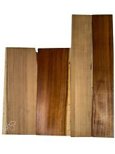 Peruvian Walnut Dreadnought Guitar Back & Side Set Aaaa Luthier Tonewood #08