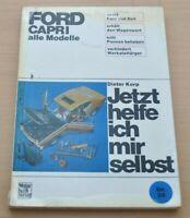 Ford Capri I II bis 1978 Motor Bremsen Elektrik Reparaturanleitung JHIMS 28