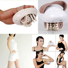 Beauty Tool 3D Rotating Anti-Cellulite Full Body Slimming Massager Spa Relax