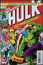 The Incredible Hulk #181 Marvel Comics