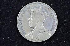 New listing 1934 - New Zealand Half Crown! #H10037