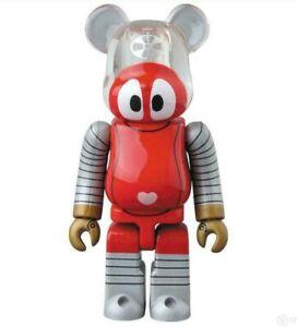 Medicom Bearbrick Be@rbrick 100% Series 37 Ganbare Robocon Cute Robot Art Toy