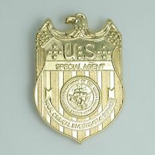 NCIS Badge agents du NCIS pour cosplay Ncis special agent cosplay badge replica