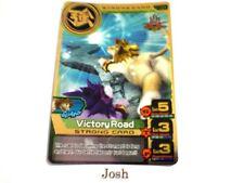 Animal Kaiser Evolution Evo Version Ver 7 Gold Card (S137E: Victory Road)