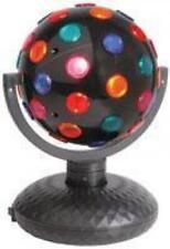 QTX 153.147 colorato discoteca palla LUCE DOPPIA DIREZIONE rotazione RETE ELETTRICA 160mm