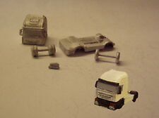 P&D Marsh N Gauge N Scale MV120 Iveco Stralis Hi Cab 2+4 kit requires painting