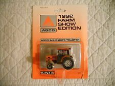 Ertl Farm Country Toy Agco Allis Model 6670 2WD Tractor MIP 1/64 Scale!
