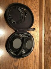Sony Wh-1000Xm2 Black Bluetooth Noise Cancelling Headphones