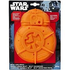 Star Wars - BB-8 Moule À Glaçons En Silicone / Gâteau - & Disney Officiel Paquet