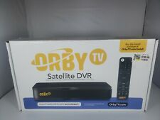 Orby TV Satellite Receiver & DVR Box 500GB (KSTB2047) New Open Box