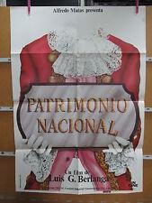 A3028 PATRIMONIO NACIONAL DE LUIS BERLANGA